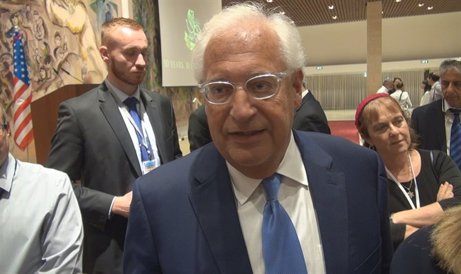Ambassador David Friedman