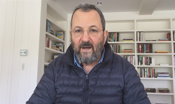 Barak responds to Gabbay's victory