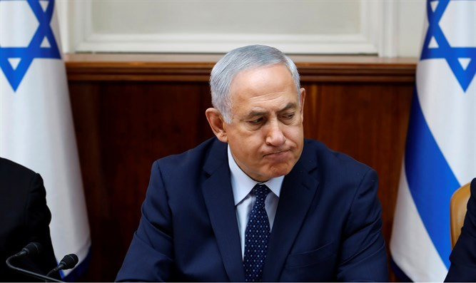 Netanyahu: not building in Judea and Samaria